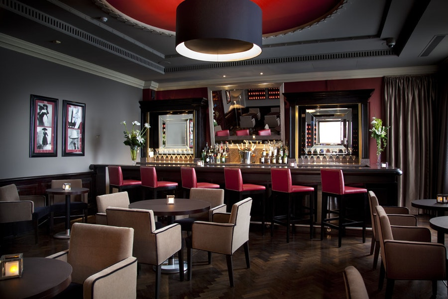 Eleanor's Bar at Charing Cross Hotel