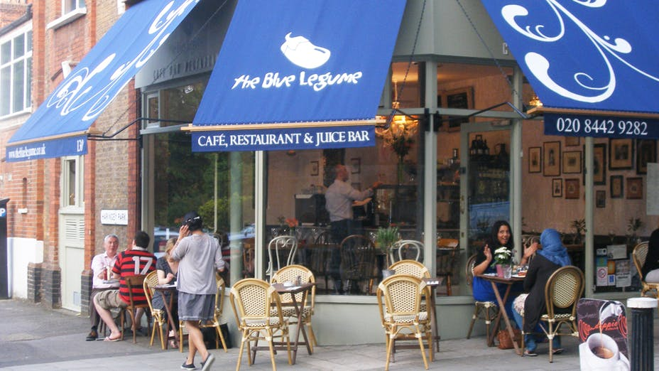 The Blue Legume Islington