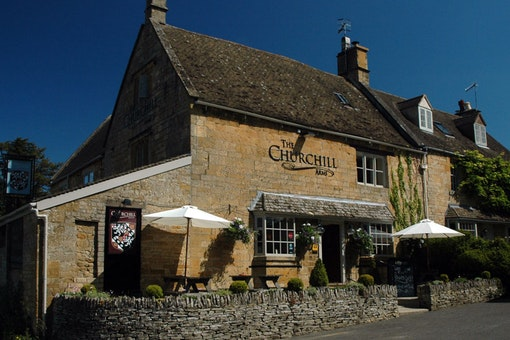 The Churchill Arms - Chipping Campden
