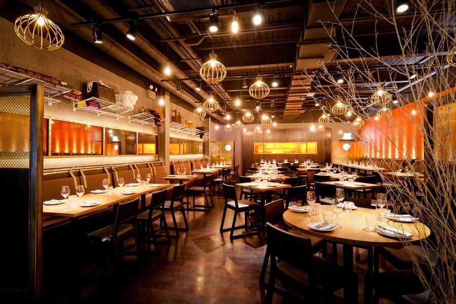 Roti Chai - Dining Room