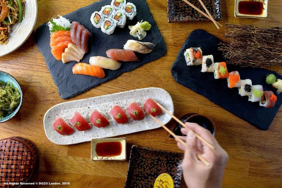 Dozo Sushi