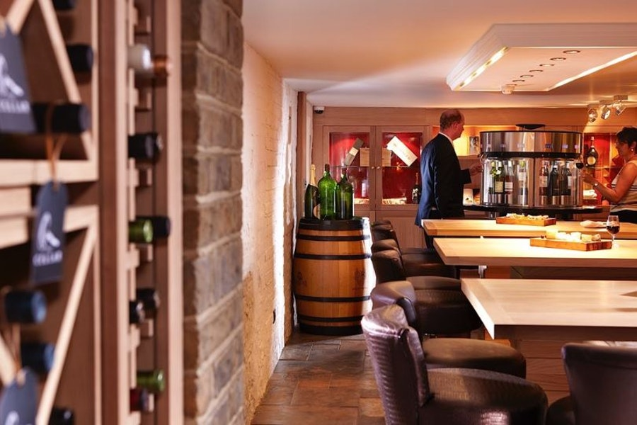 Cellar Bar at South Lodge Hotel