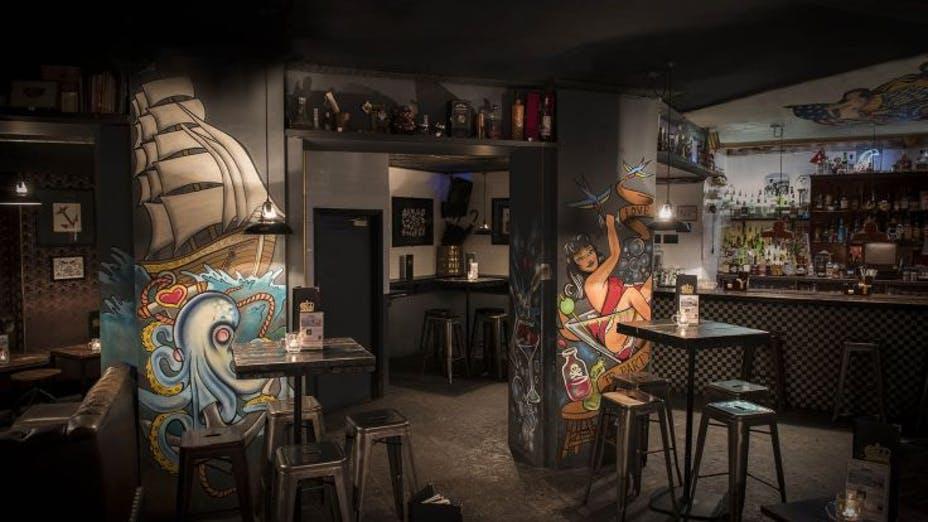 London Cocktail Club Shaftesbury Avenue