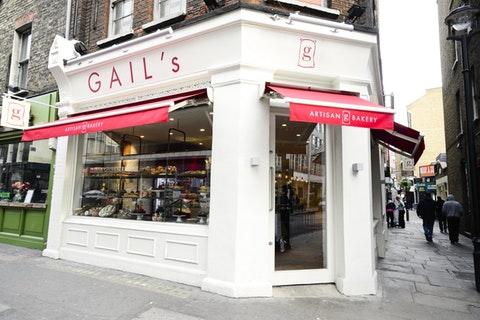 Gail's Soho