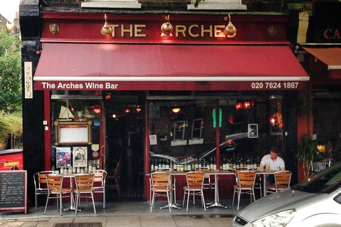 The Arches Wine Bar and Restaurant