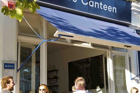 Ben's Canteen Clapham Junction