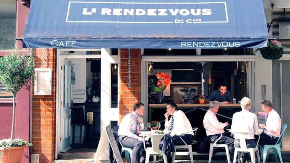Le Rendezvous du Café
