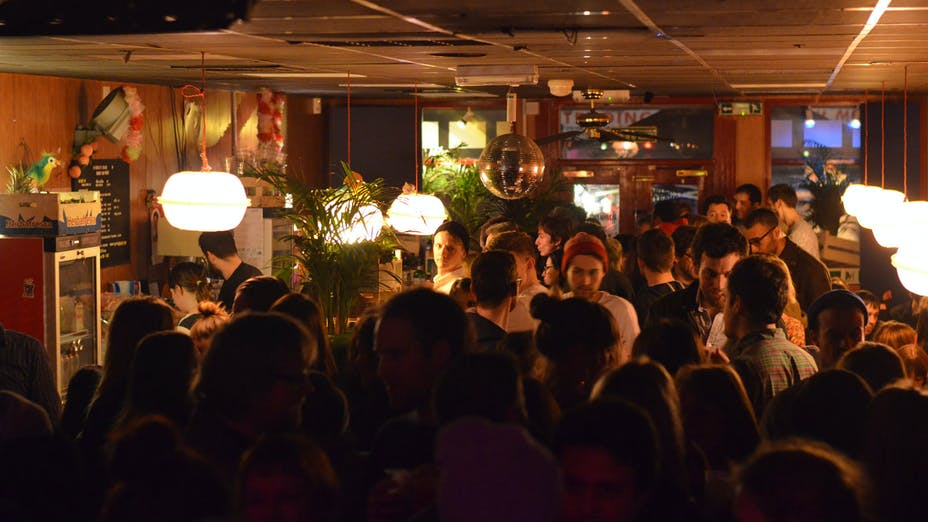 Ridley Road Market Bar
