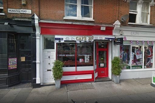 Café 209