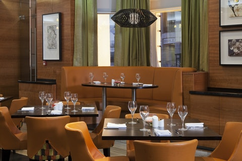 Umami at Crowne Plaza London Kensington