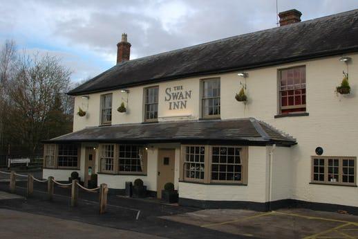 The Swan Inn - Hungerford