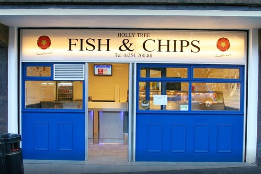 Holly Tree Fish and Chips