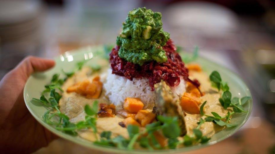 Wild Food Café - Covent Garden