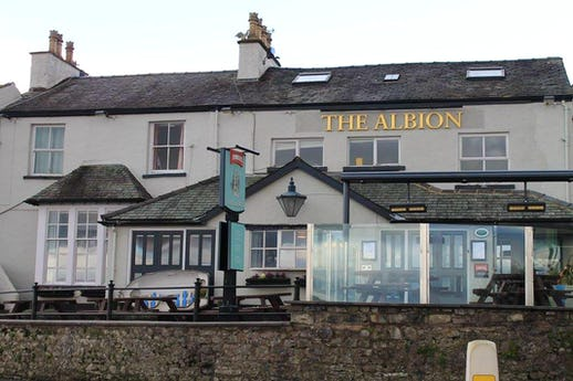 The Albion - Milnthorpe