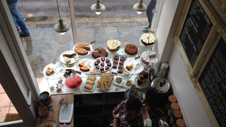 Highness Cafe & Tea Room