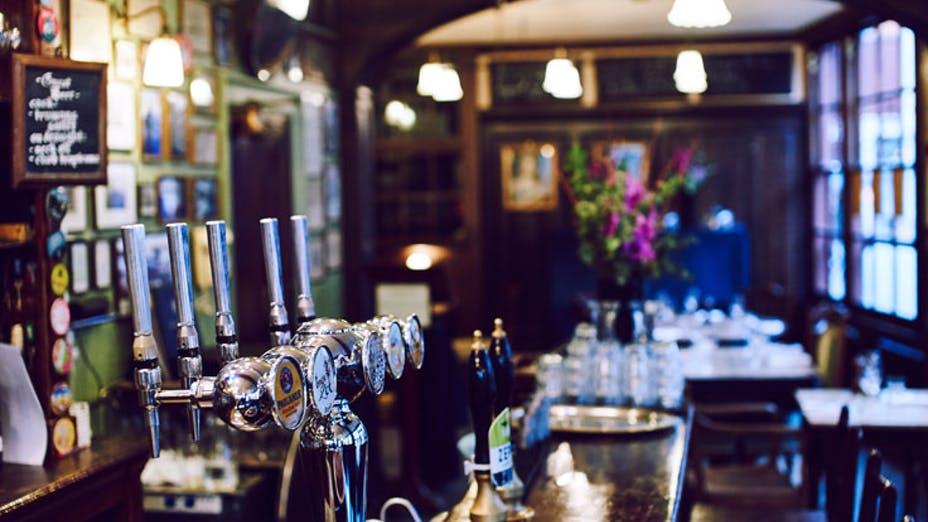 The English Restaurant