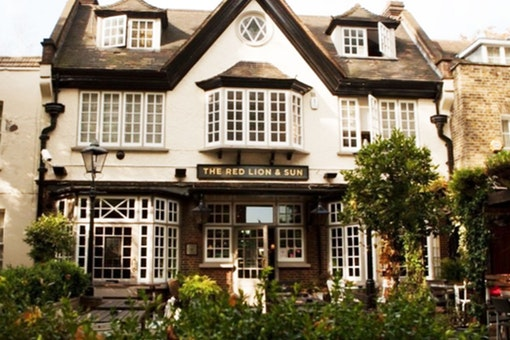 The Red Lion & Sun