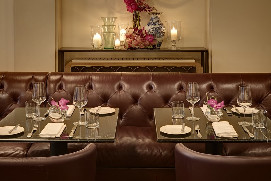 Ten Room at Hotel Café Royal