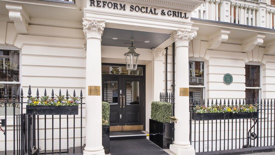 Reform Social & Grill