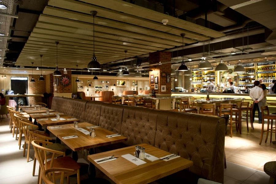 The Merchant Of Bishopsgate London Restaurant Reviews