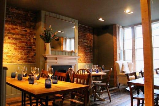 The Coast Bar & Dining Room