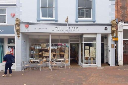 Well Bread Bakery & Café