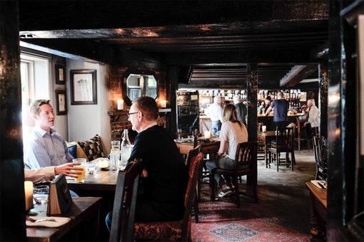 The Bull Inn - Reading