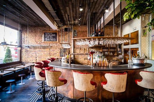 Sophie's Steakhouse Chelsea
