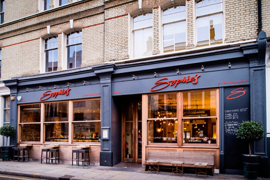 Sophie's Steakhouse Chelsea