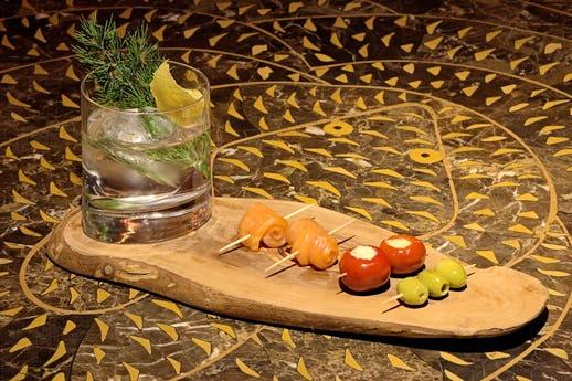 The Lounge Bar at Shaka Zulu
