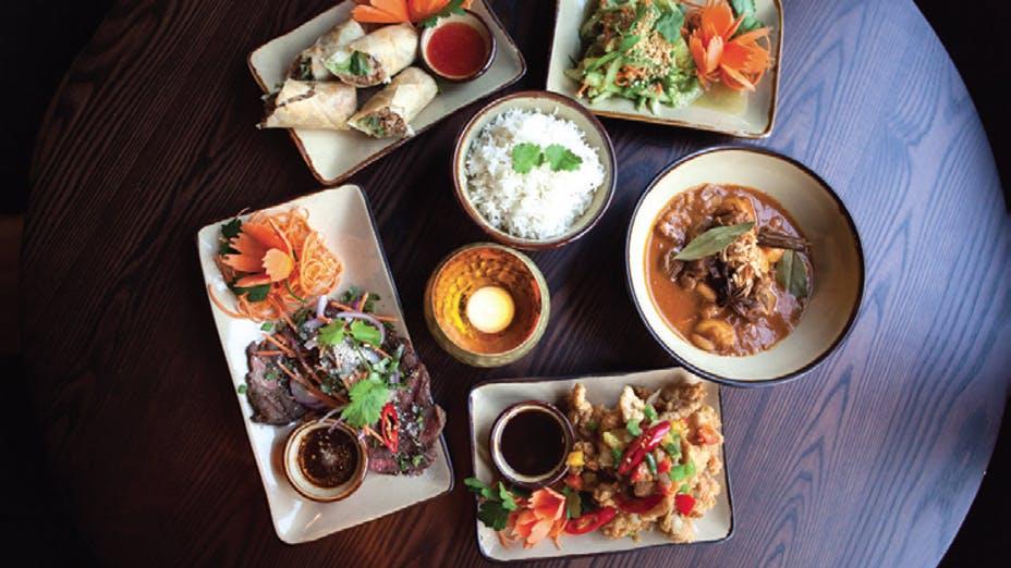 Koh Thai Tapas - Boscombe