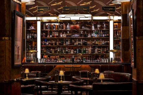 Bar Américain at Brasserie Zédel