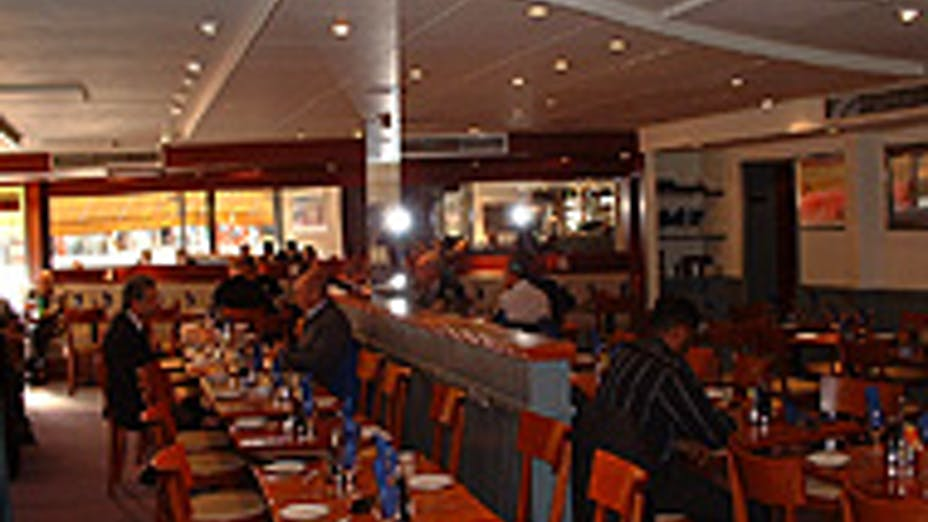 Two Brothers Fish Restaurant