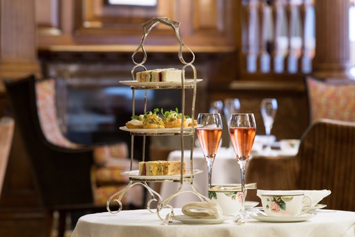 The English Tea Room at Brown's (afternoon tea)
