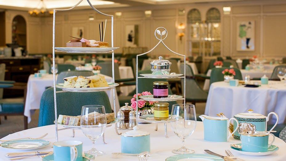 Diamond Jubilee Tea Salon at Fortnum & Mason (afternoon tea)