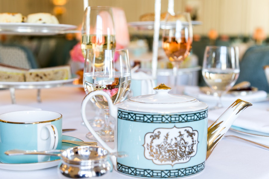 Diamond Jubilee Tea Salon at Fortnum & Mason (afternoon tea)