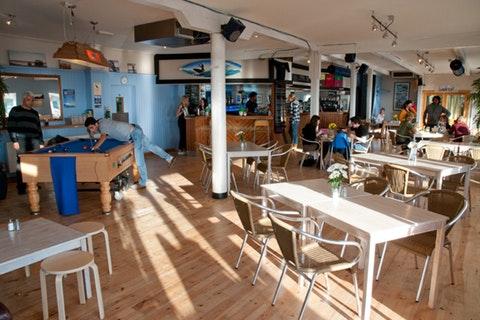 Blue Beach Bar & Brasserie