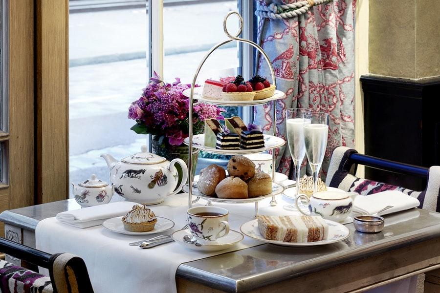 Brasserie Max Afternoon Tea