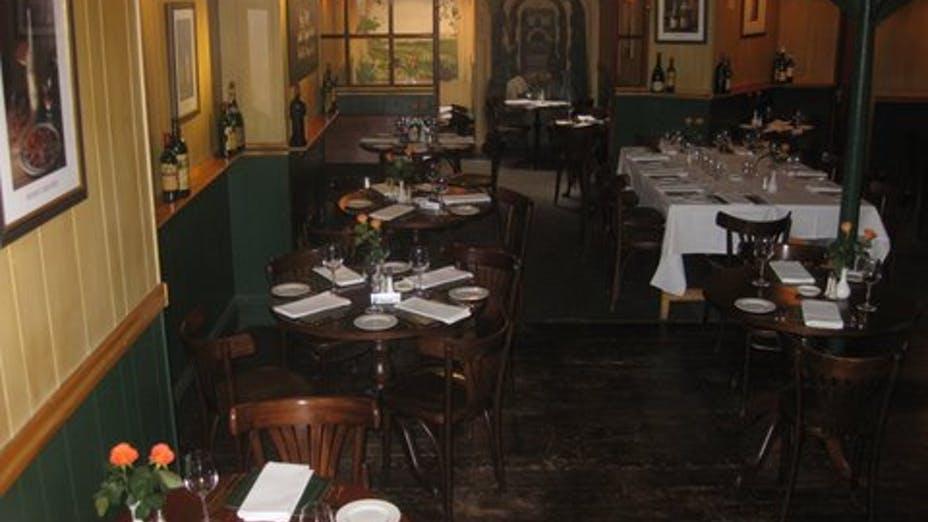 Vats Wine Bar & Restaurant