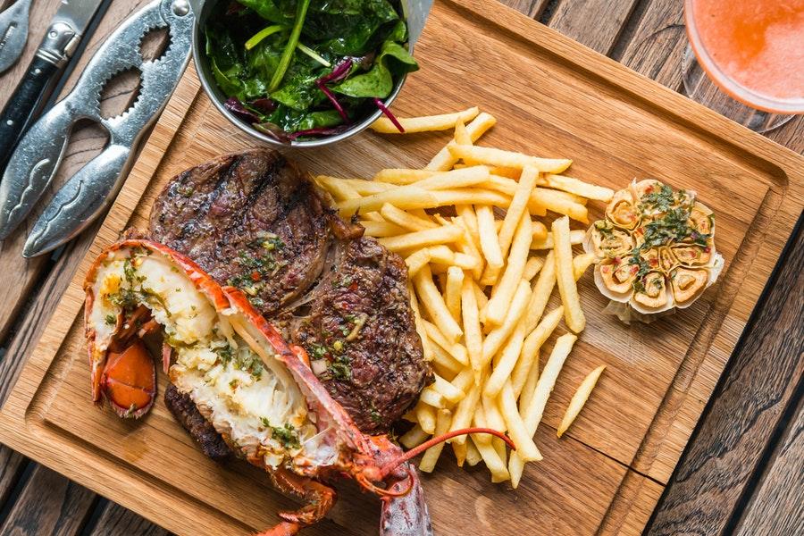 Steak & Lobster, Marble Arch