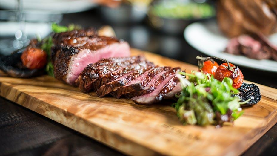 Steak Restaurant Picardy Place