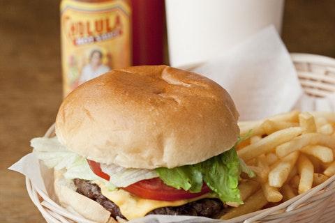 Tommi's Burger Joint Marylebone