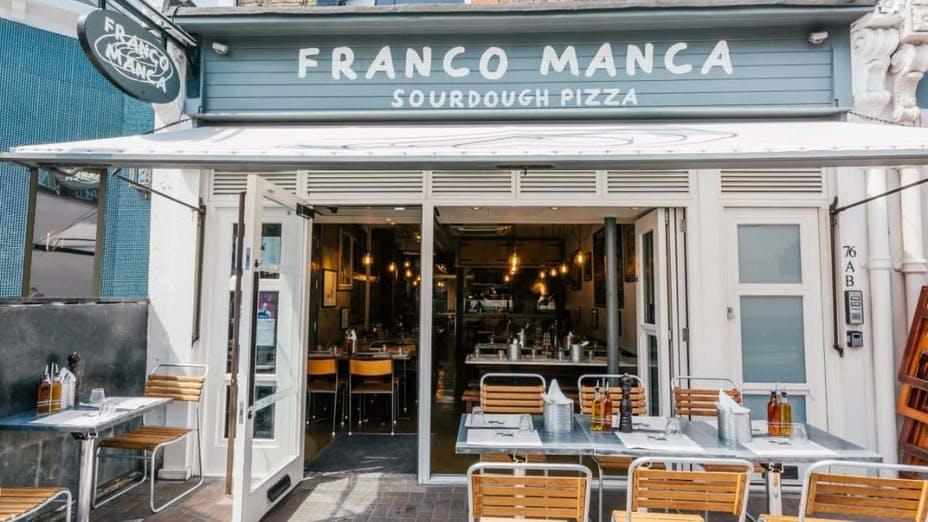 Franco Manca Northcote