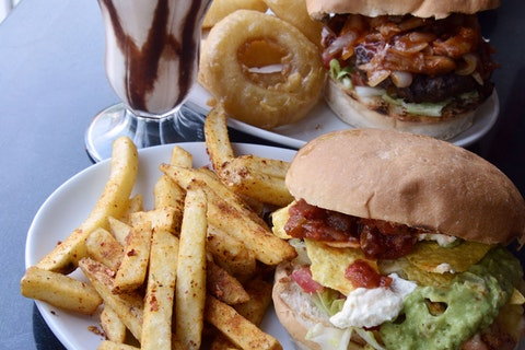 Atomic Burger - Bristol