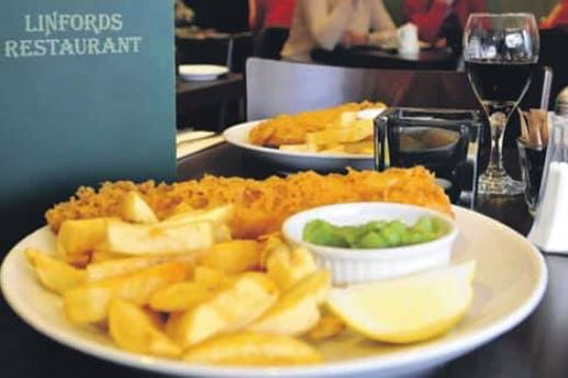 Linford's Fish & Chips