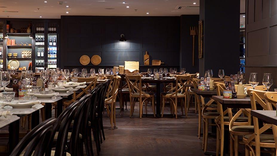 Brasserie Blanc Southbank