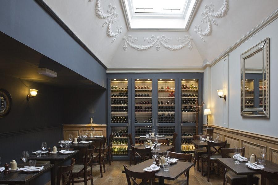 Brasserie Blanc Charlotte Street