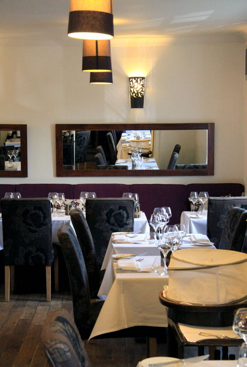 The Raby Hunt Restaurant