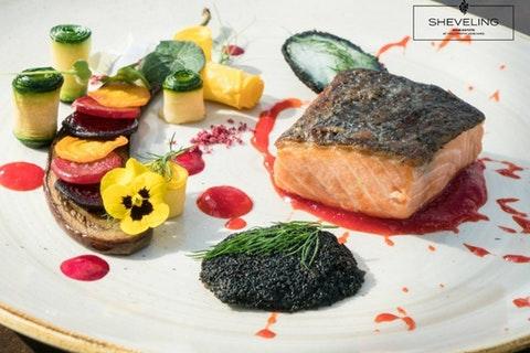 Holmfirth Vineyard Restaurant