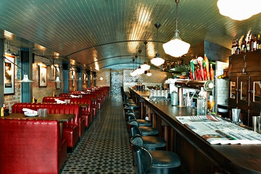 The Electric Diner